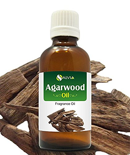 Agarwood (Aloes Wood or Ood) Fragrance Oil 15ML Salvia