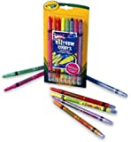 Crayola Twistables Extreme Color Crayons-8/Pkg