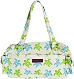 Bungalow360 Canvas Satchel – Sea Turtle, Bags Central