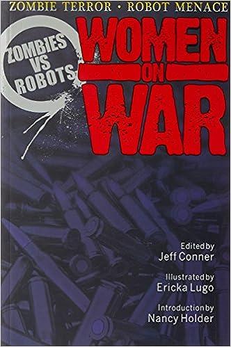 Amazon.com: Zombies vs Robots: Women on War! (9781613774076 ...