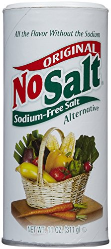 No Salt, Sodium-Free Salt,  11 Oz