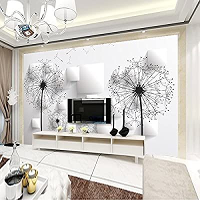 XLi-You 3D simple continental tv background wall paper murals bedroom large living room
