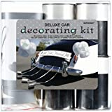 Just Married Car Decorating Kit, Health Care Stuffs