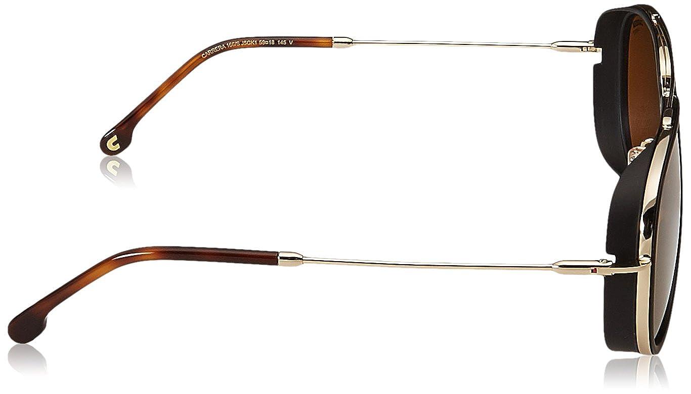 46e09e794 Amazon.com: Carrera 166/s Aviator Sunglasses Gold 18 mm: Clothing