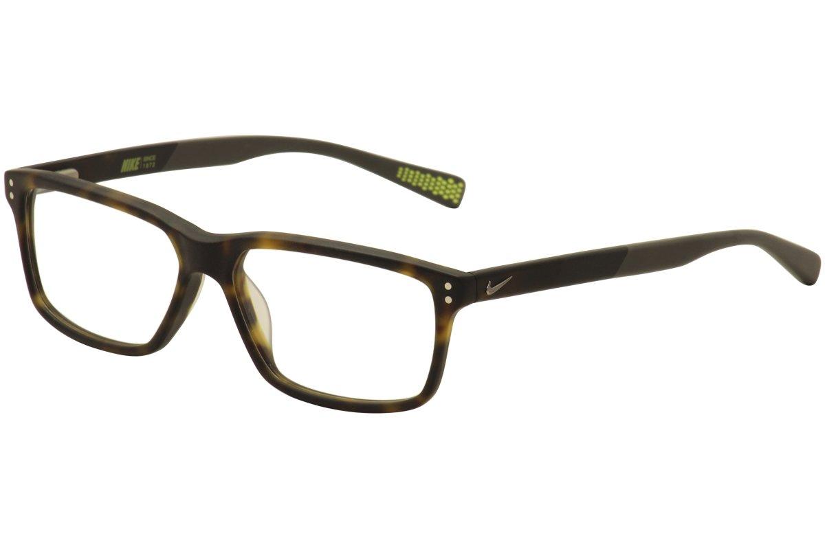 Eyeglasses NIKE 7239 200 MATTE TORTOISE/BLACK