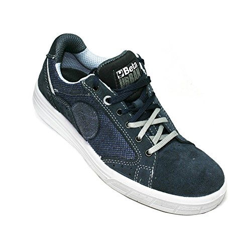 5 SIZE EN20345 SUEDE SHOE WITH 7361DKK BLUE INSERTS BETA 38 S1P 38 SRC CANVAS RqtnEEwBC