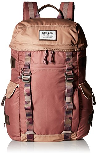 Burton Annex Backpack, Rose Brown Flight Satin, One Size -