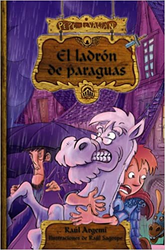 El ladron de paraguas / The Umbrella Thief (Pepe Levalian) (Spanish Edition): Raul Argemi, Raul Sagospe: 9788466792585: Amazon.com: Books