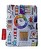 Selina-Jayne Fine Art Limited Edition Designer Soft Fabric Passport Holder