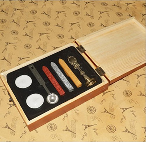 Amazon.: MIEGO(TM) Stamp Seal Sealing Wax Vintage Classic Old