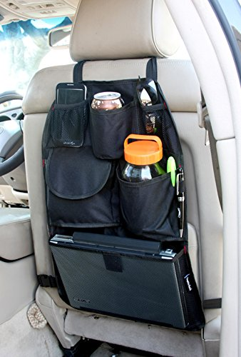 Car Front Back Seat Organizer Holder Multi Pocket Storage