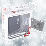DURAGADGET Camera Case, Tripod & Memory Card Christmas Gift Set For Canon PowerShot S95, Panasonic Lumix TZ20 & FujiFilm FinePix XP150