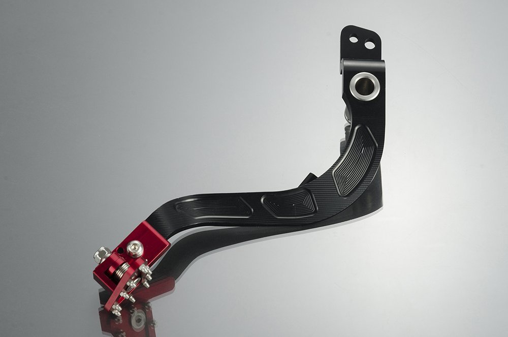 Moto Onfire Aftermarket Pro Rear Brake Lever - Black  Red Fit for Honda  CRF250L 2013-2015 ... b61065e1c81b
