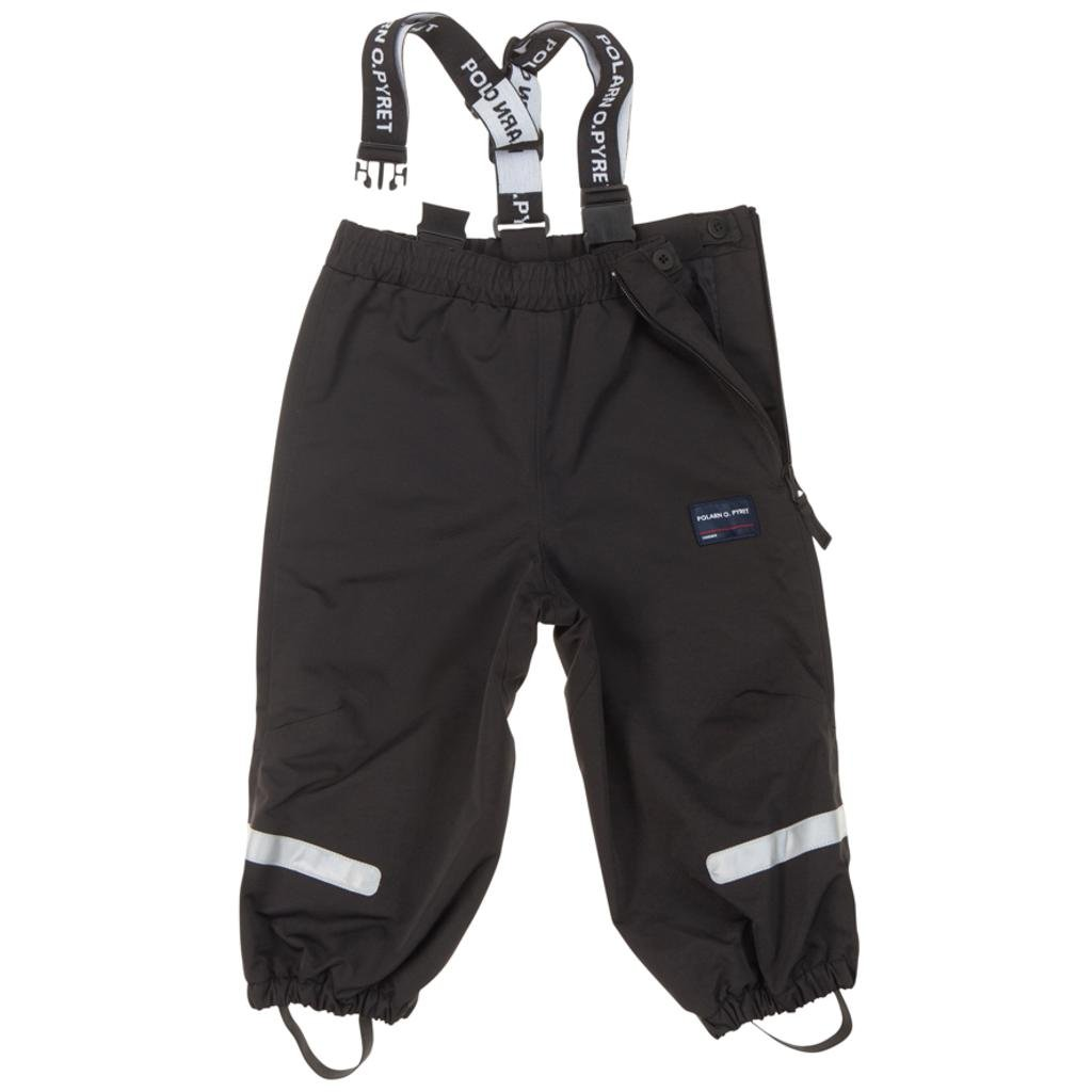 Polarn O. Pyret Suspender Shell Pants (Baby)