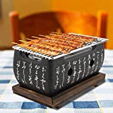 BBQ Charcoal Grill by CNKOBE, Japanese Cuisine