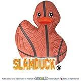 Slamduck - Basketball Rubber Duck by Rubba Ducks