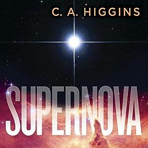 Supernova Audiobook