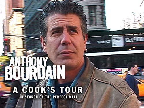 anthony bourdain a cook s tour book review