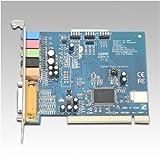 Aopen Cobra AW-850 6 Channel Pci Sound Card - 5.1
