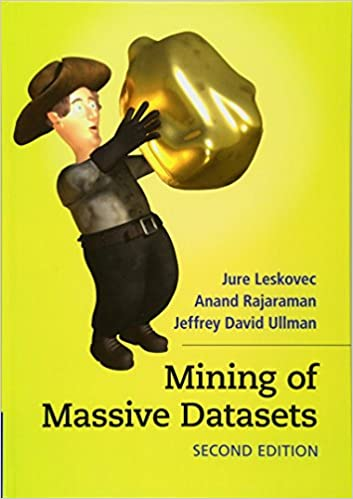 Mining of Massive Datasets: 9781107077232: Computer Science Books @  Amazon.com