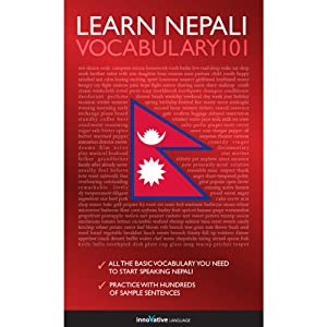 Learn Nepali - Word Power 101 Audiobook