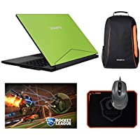 Gigabyte Aero 15W-GN4 Select Edition (i7-7700HQ, 16GB RAM, 2x 480GB NVMe SSD, NVIDIA GTX 1060 6GB, 15.6 Full HD, Windows 10) VR Ready Gaming Notebook – Green