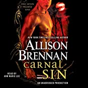 Carnal Sin: A Seven Deadly Sins Novel | Allison Brennan