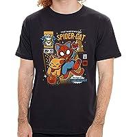 Camiseta Spider Cat - Masculina