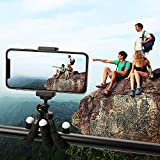 Flexible and Portable Phone Tripod with Wireless
