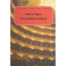 Das Rheingold: Vocal Score