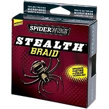 Spiderwire Stealth Braid 1500-Yard Spool