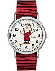 Timex Weekender 38mm Peanuts Collection