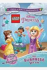 LEGO Disney Princess: The Surprise Storm: Chapter Book 1 (Lego Disney Princess Read and Imagine) Paperback