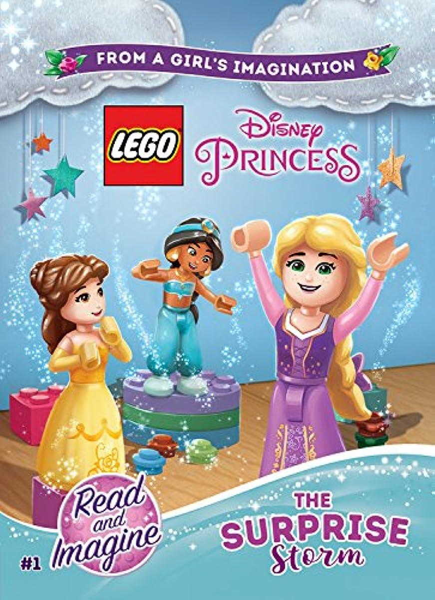 [해외] LEGO DISNEY PRINCESS: THE SURPRISE STORM: CHAPTER BOOK 1 (LEGO DISNEY PRINCESS READ AND IMAGINE)