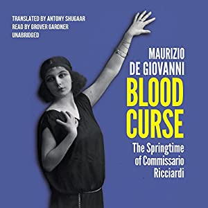 Blood Curse Audiobook