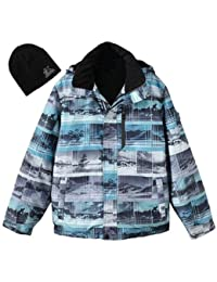 Men's Flash Softshell Jacket with Hat