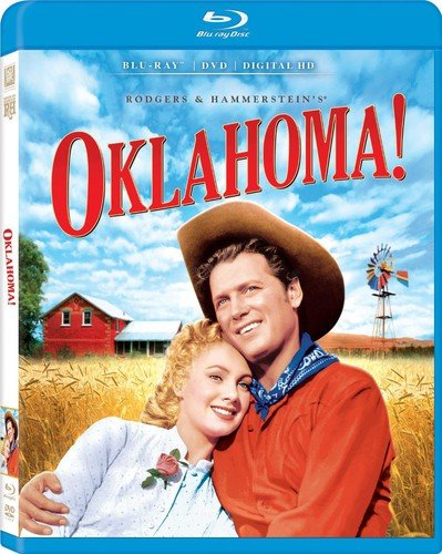 Blu-ray : Oklahoma! (With DVD, Boxed Set, Digital Theater System, Widescreen, Digital Copy)