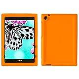 Bobj for ASUS ZenPad Z580, Z580C, Z580CA, P01M, P01MA (not for ZT581KL, P008) – BobjGear Protective Tablet Cover (Outrageous Orange)