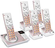 AT&T CL82207 DECT 6.0 Expandable Cordless Phone with Answering System & Smart Call
