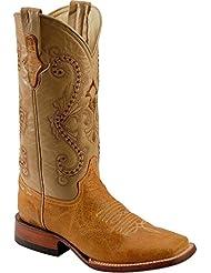 Ferrini Ladies Kangaroo Square Toe Boot