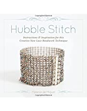Hubble Stitch: Instructions & Inspiration for this Adaptable New Lace Beadwork Technique