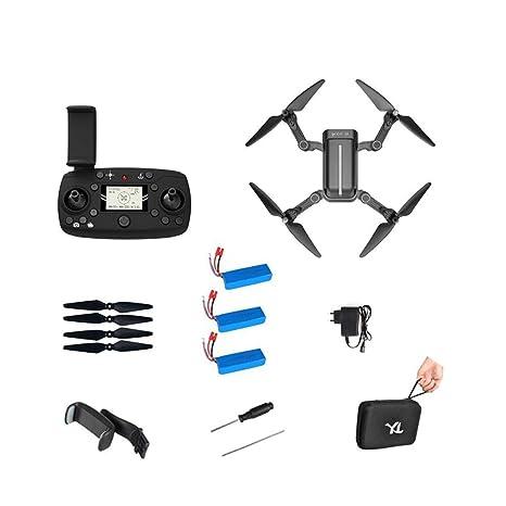 LouiseEvel215 5MP / 4K Cámara GPS Drone RC Plegable con ...