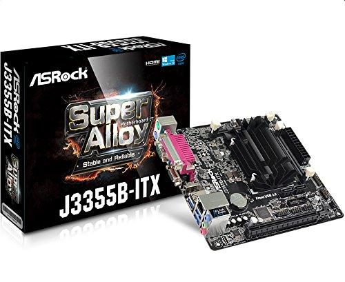 ASRock Motherboard & CPU Combo Motherboards J3355B-ITX ()