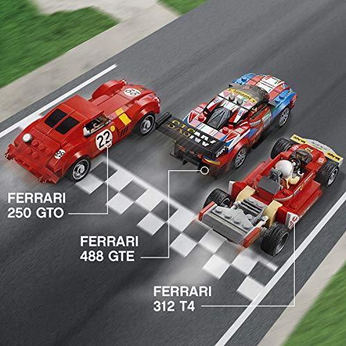 LEGO Speed Champions Ferrari Ultimate Garage 75889 Building