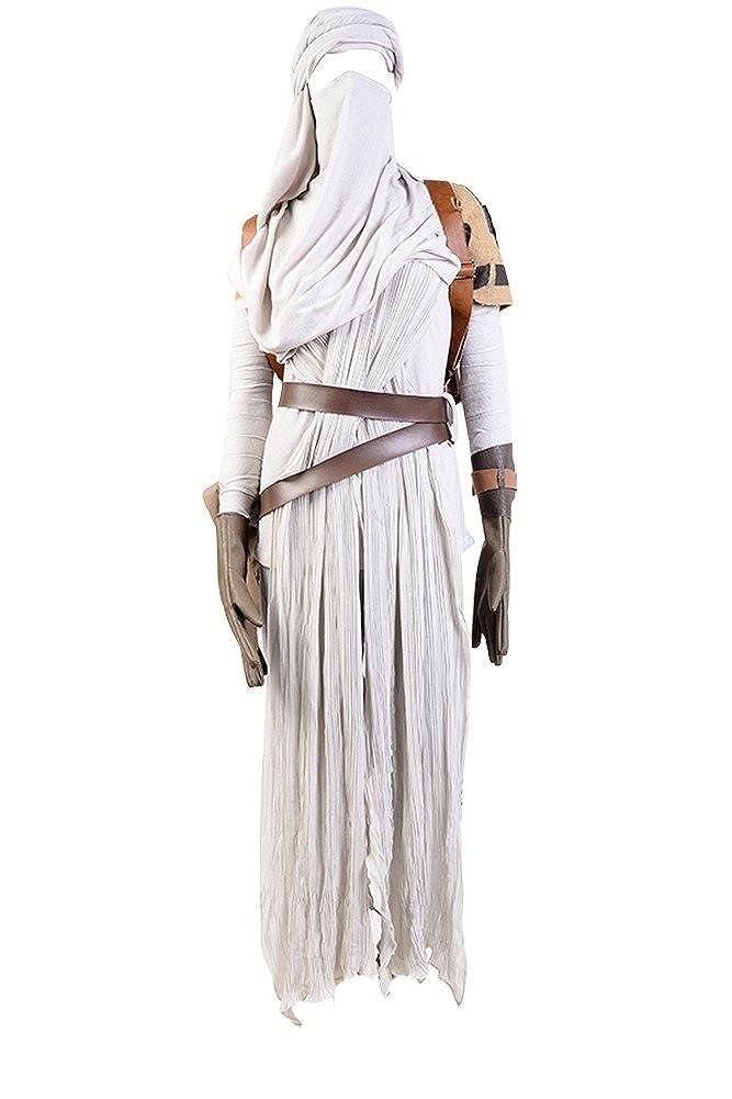 Daiendi Star Wars VII: The Force Awakens Disfraz de Rey Cosplay ...