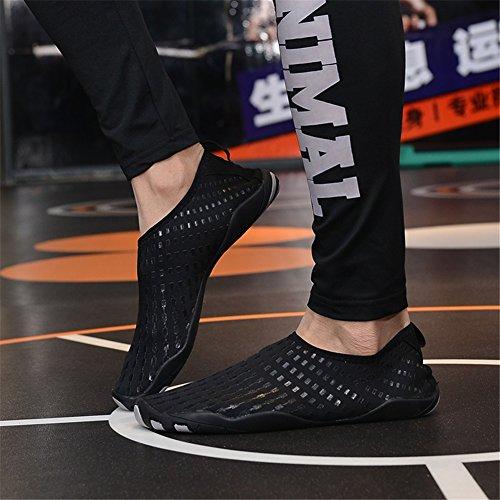 Amantes aire SHINIK ligeros D Zapatos Zapatos antideslizantes Zapatillas Zapatos Shoesshoes Deportes natación al Aqua libre Cómodo descalzos de 8O8wv