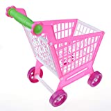 kids shopping trolley - Ujuuu Childrens Shopping Trolley Toy Boy Little Girl Supermarket Shopping Cart Toy