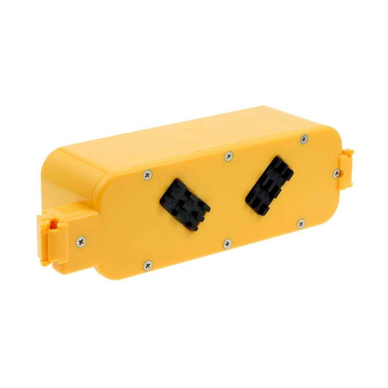 Powery Batería para Aspirador Vileda M-488a Cleaning Robot: Amazon ...
