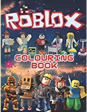 Roblox Colouring Book: High Resolution Colouring pages , for kids ages (4-12)