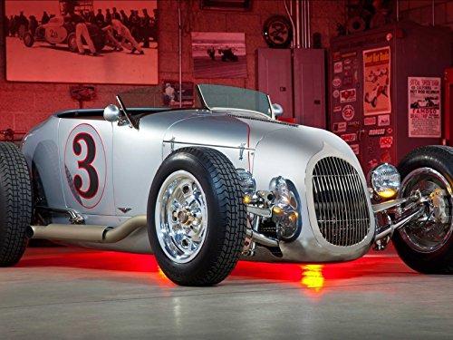 America's Most Beautiful Roadster